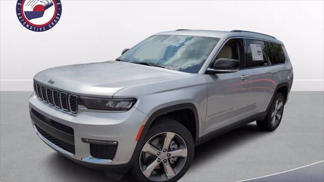 2021 Jeep Grand Cherokee Limited for sale in Savannah, GA