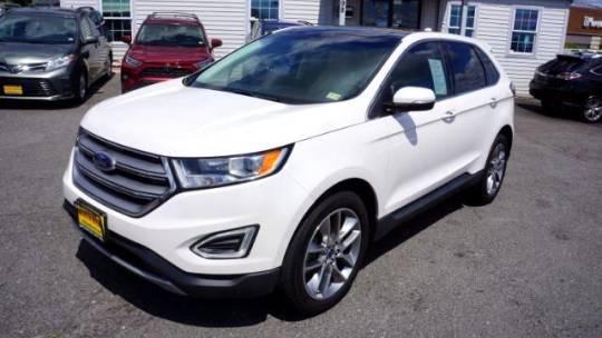 2017 Ford Edge Titanium for sale in Falls Church, VA