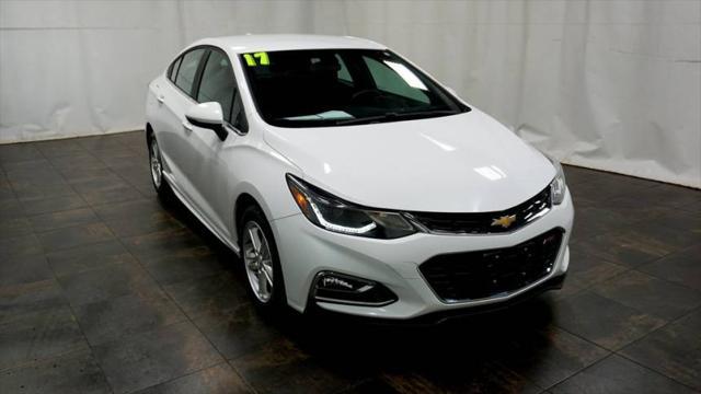 2017 Chevrolet Cruze LT for sale in Boardman, OH