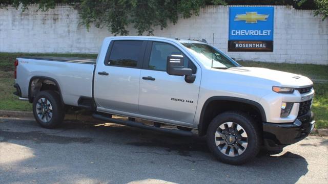 2021 Chevrolet Silverado 2500HD Custom for sale in Alexandria, VA