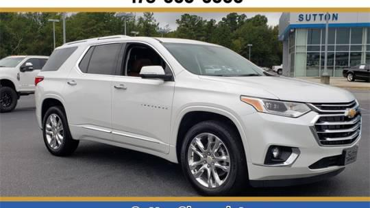 2021 Chevrolet Traverse High Country for sale in Byron, GA