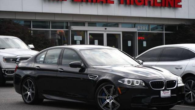 2014 BMW M5 4dr Sdn for sale near Vienna, VA