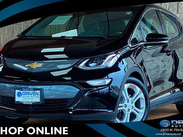 2017 Chevrolet Bolt EV LT for sale in Burbank, IL