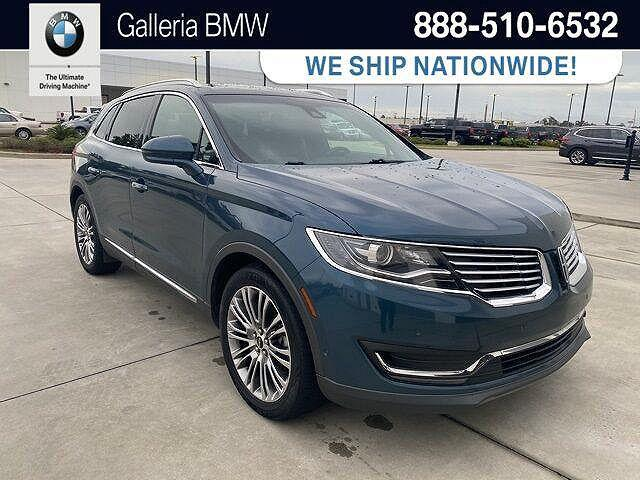 2016 Lincoln MKX Reserve for sale in D'Iberville, MS
