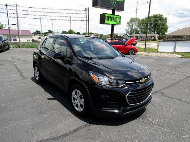 2017 Chevrolet Trax LS for sale in Fort Wayne, IN