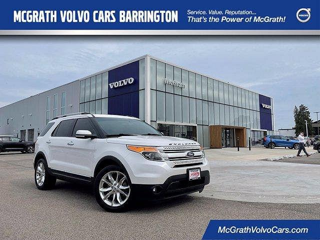 2014 Ford Explorer Limited for sale in Barrington, IL
