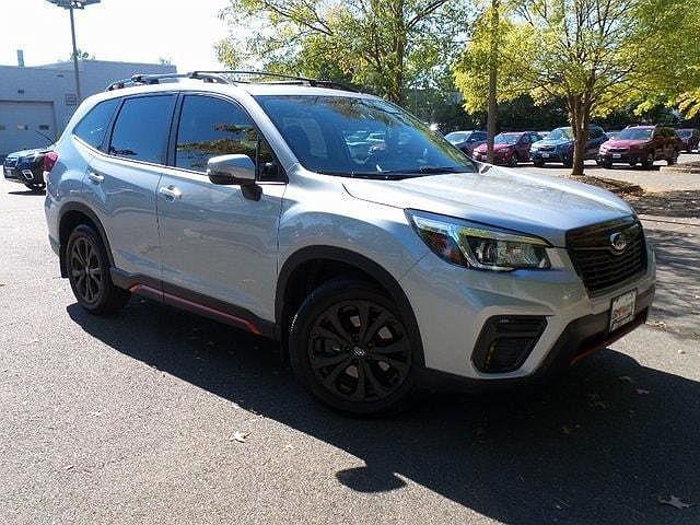 2019 Subaru Forester Sport for sale near Manassas, VA
