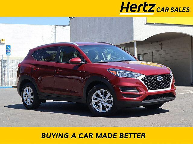 2019 Hyundai Tucson Value for sale in Roseville, CA