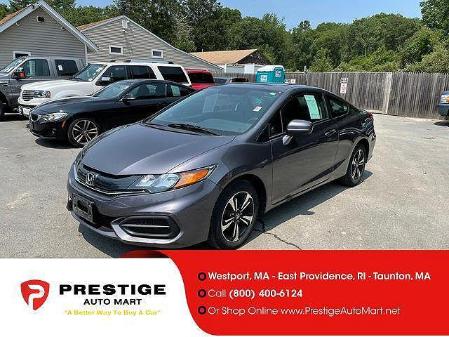 2015 Honda Civic Coupe EX for sale in Westport, MA