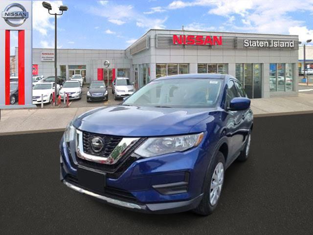 2018 Nissan Rogue S [9]