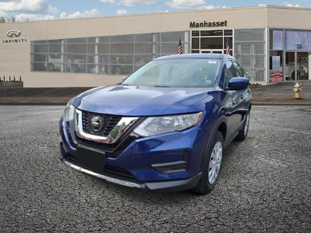 2018 Nissan Rogue S [8]