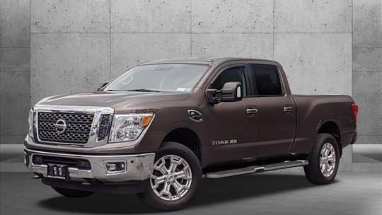 2016 Nissan Titan XD SV for sale in North Bethesda, MD