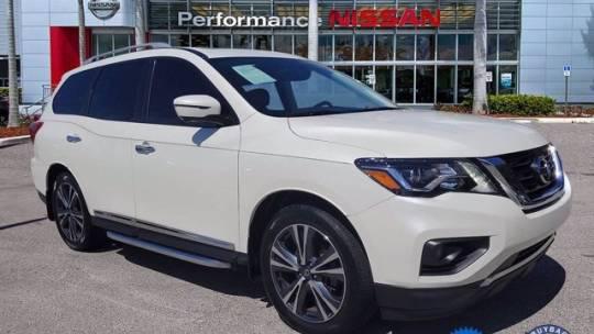 2020 Nissan Pathfinder Platinum for sale in Pompano Beach, FL