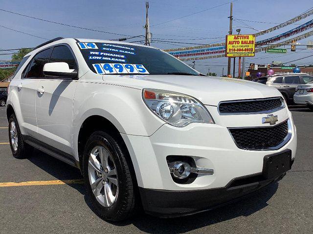 2014 Chevrolet Equinox LT for sale in Hatboro, PA