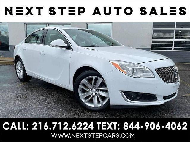 2016 Buick Regal 4dr Sdn FWD for sale in Parma, OH