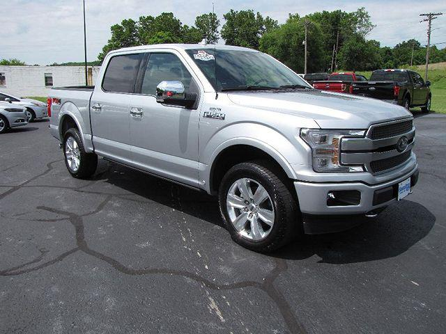 2019 Ford F-150 Platinum for sale in Crane, MO