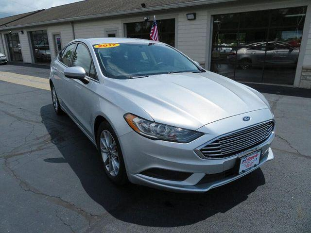 2017 Ford Fusion SE for sale in Reynoldsburg, OH