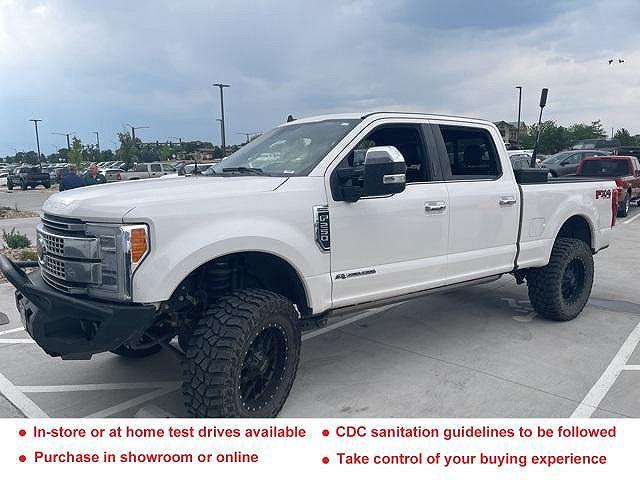 2019 Ford F-250 Platinum Edition for sale in Loveland, CO