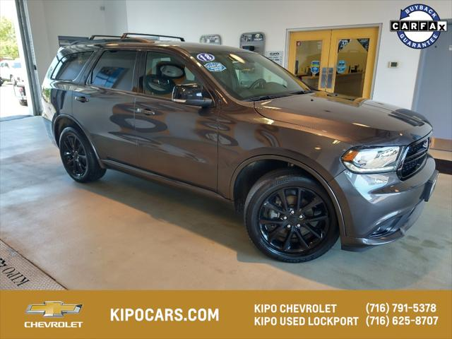 2018 Dodge Durango GT for sale in Ransomville, NY
