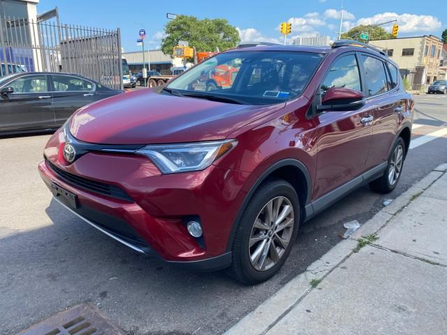 2018 Toyota RAV4 Limited [22]