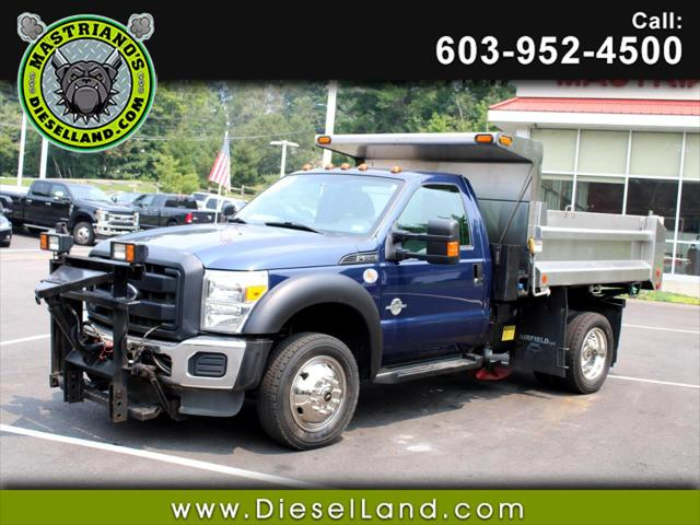 2012 Ford F-550 XL/XLT for sale in Salem, NH