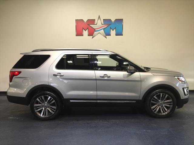 2017 Ford Explorer Platinum for sale in Christiansburg, VA