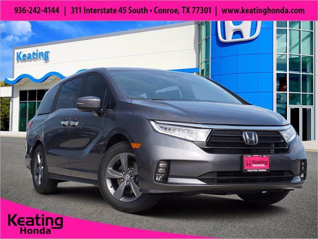 2022 Honda Odyssey EX for sale in Conroe, TX