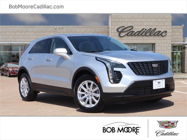 2021 Cadillac XT4 FWD Luxury for sale in Oklahoma City, OK