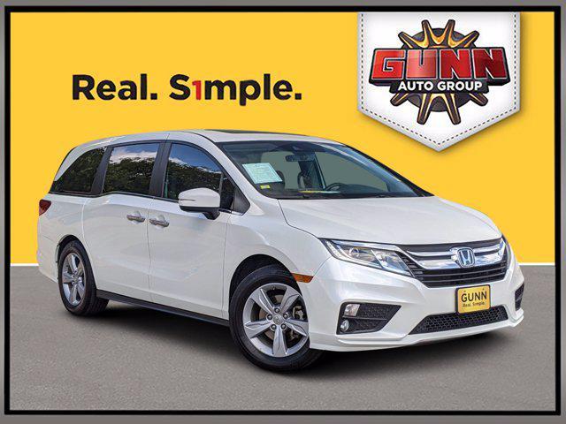 2019 Honda Odyssey EX-L for sale in San Antonio, TX