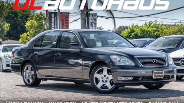 2006 Lexus LS 430 4dr Sdn for sale in Westminster, CA