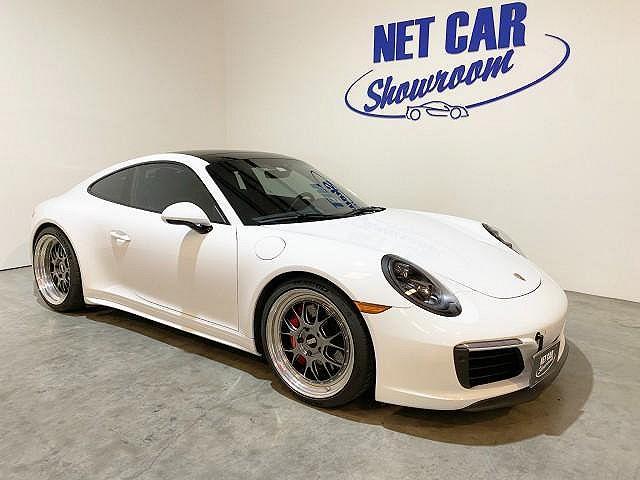 2018 Porsche 911 Carrera 4S for sale in Houston, TX