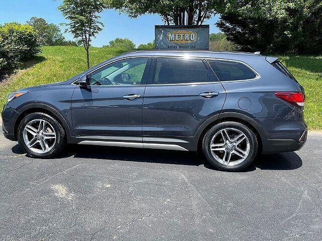 2017 Hyundai Santa Fe Limited Ultimate for sale in Eldersburg, MD