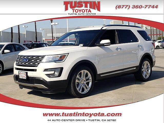 2017 Ford Explorer Limited for sale in Tustin, CA