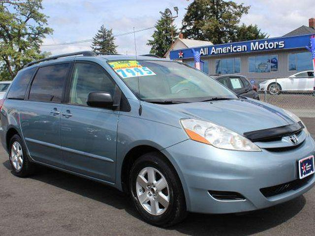 2008 Toyota Sienna LE for sale in Tacoma, WA