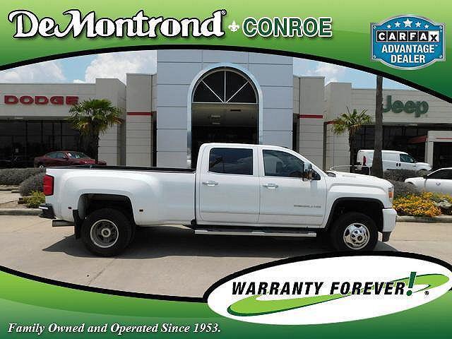 2019 GMC Sierra 3500HD Denali for sale in Conroe, TX
