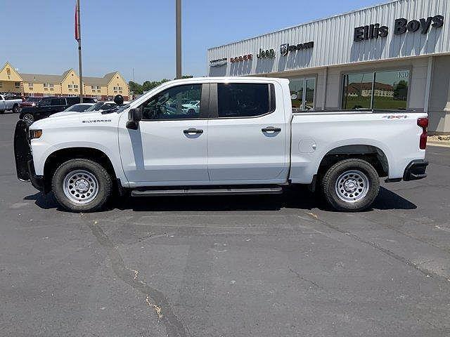 2019 Chevrolet Silverado 1500 Work Truck for sale in Holton, KS