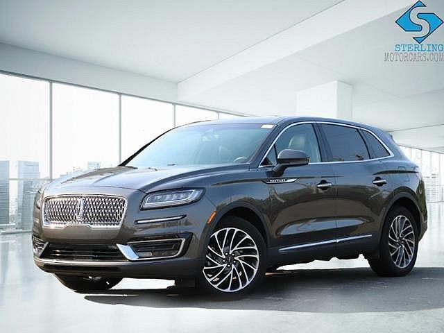 2019 Lincoln Nautilus Reserve for sale near Sterling, VA