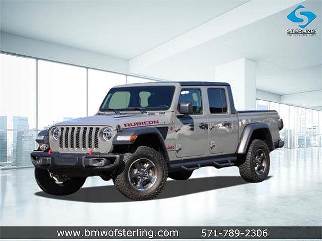2020 Jeep Gladiator Rubicon for sale in Sterling, VA