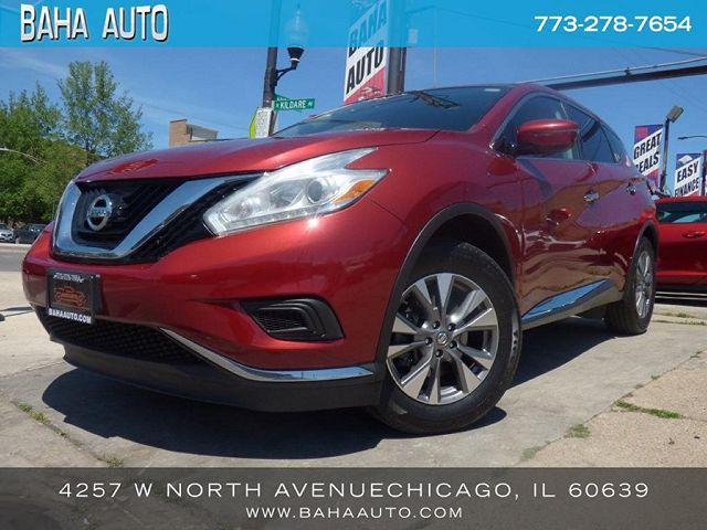 2016 Nissan Murano S for sale in Chicago, IL