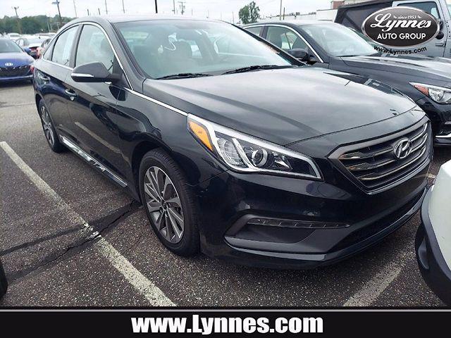 2016 Hyundai Sonata 2.4L Sport for sale in Bloomfield, NJ
