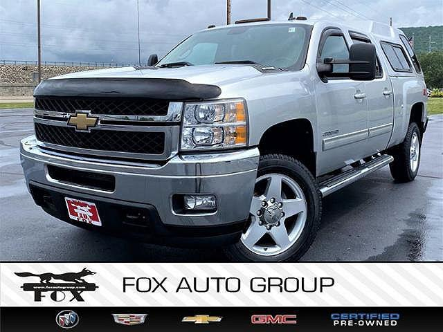 2011 Chevrolet Silverado 2500HD LTZ for sale in Painted Post, NY