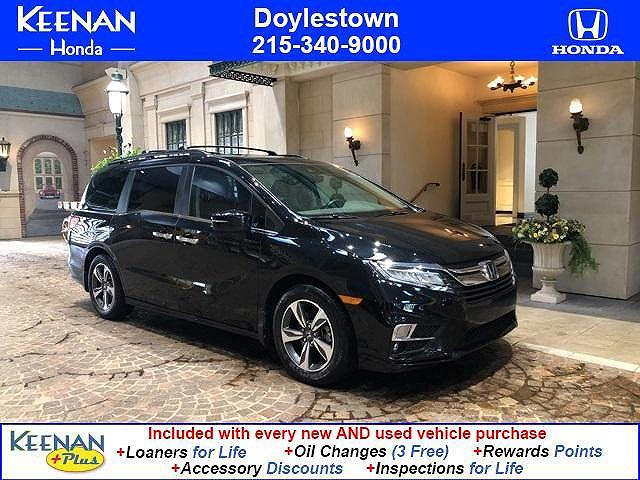 2019 Honda Odyssey Touring for sale in Doylestown, PA