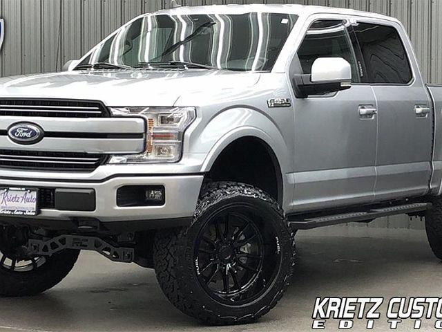 2020 Ford F-150 LARIAT for sale in Frederick, MD