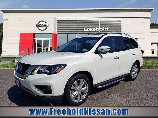 2018 Nissan Pathfinder SL for sale in Freehold, NJ