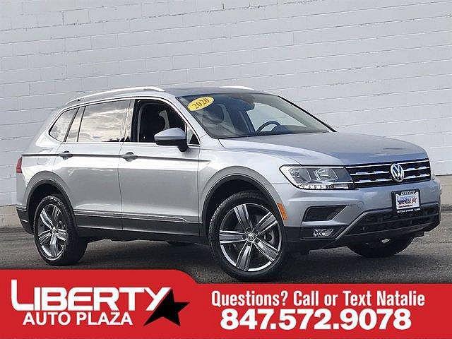 2020 Volkswagen Tiguan SEL for sale in Libertyville, IL