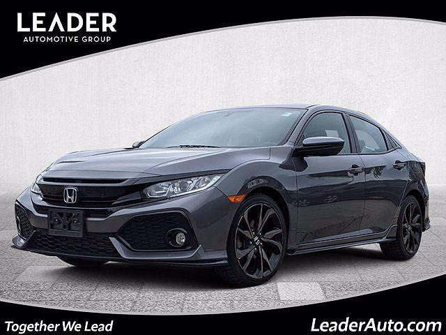2018 Honda Civic Hatchback Sport for sale in Chicago, IL