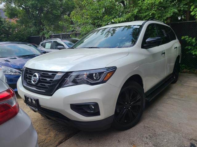 2018 Nissan Pathfinder SL [4]