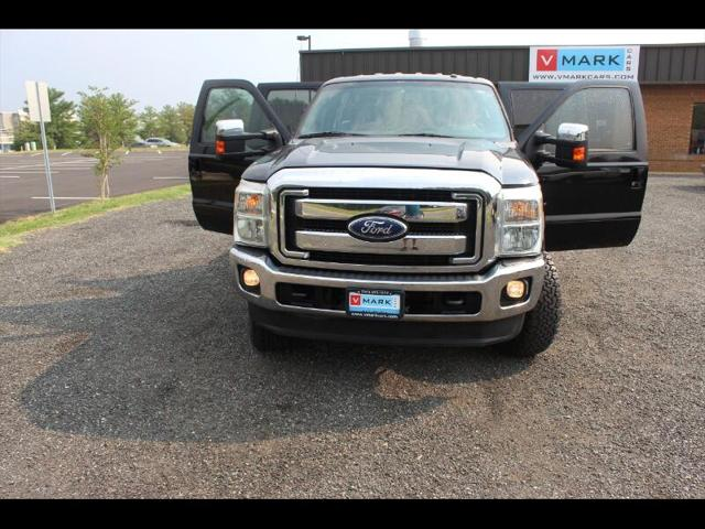 2012 Ford F-350 Lariat Crew Cab Long Bed 4WD for sale in Fredericksburg, VA