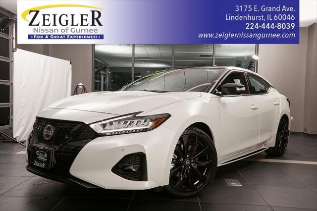 2021 Nissan Maxima SR for sale in Lindenhurst, IL