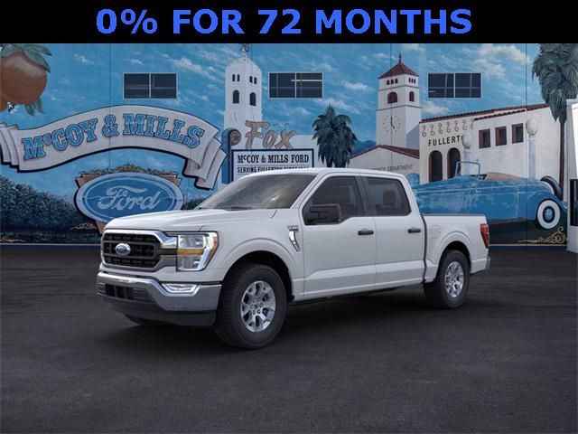 2021 Ford F-150 XLT for sale in Fullerton, CA